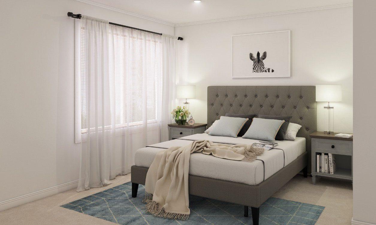 Bedroom interior design camberwell
