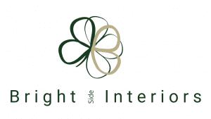 bright side interiors logo design