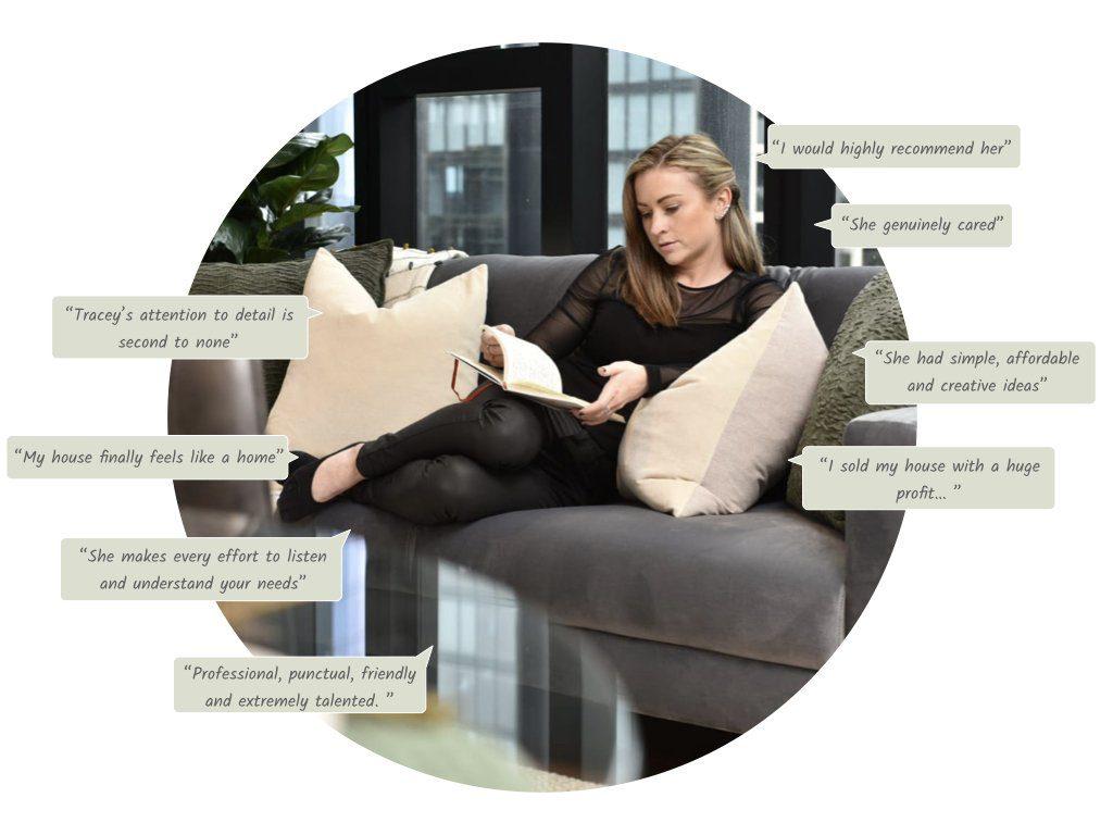 testimonials for bright side interiors